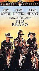 Rio Bravo (VHS, 1990) New/Sealed.