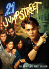 21 Jump Street: The Complete First Season (DVD, 2010, 4-Disc Set)
