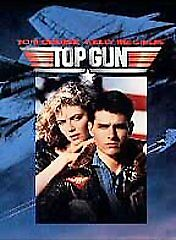 Top Gun (DVD, 1998, Full Frame and Widescreen Versions)