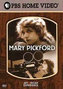 Mary-Pickford-DVD-Multiple-Formats-Closed-captioned-Color-Full-Screen-Mint