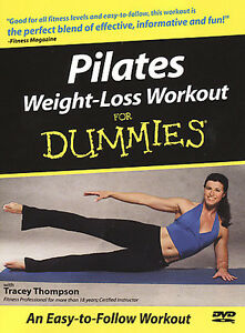 Details about Pilates Weight Loss Workout for Dummies, Very Good DVD ...