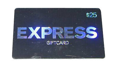 50 Express Gift Card Electronic - $40.00