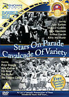 Cavalcade Of Variety And Stars on Parade (DVD, 2011)