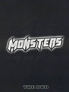 Monsters-in-The-Morning-DVD-Live-Set-2003-Russ-Rollins-Bubba-Jeff-Howell-Savanna