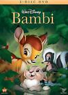 Bambi (DVD, 2011, 2-Disc Set)