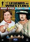 WWE: Legends of Wrestling - Roddy Piper and Terry Funk (DVD, 2010) (DVD, 2010)