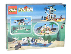 Lego Town Divers 1782 Discovery SEALED Station New SEALED Discovery ac1d84