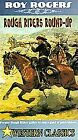 Rough Riders Roundup (VHS, 1992)