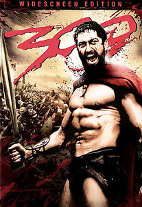 300 (DVD, 2007, Widescreen) NEW Sealed