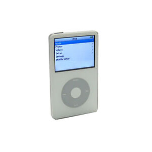 Apple iPod classic 5th Generation White ...