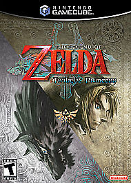 legend of zelda twilight princess nintendo gamecube 2006 ebay