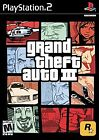 Grand Theft Auto III Sony PlayStation 2 Boxing Video Games