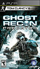 Tom Clancy's Ghost Recon: Predator  (PlayStation Portable, 2010) (2010)
