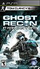 Tom Clancy's Ghost Recon: Predator Video Games