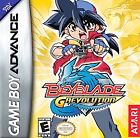 Beyblade: GRevolution  (Nintendo Game Boy Advance, 2004) (2004)
