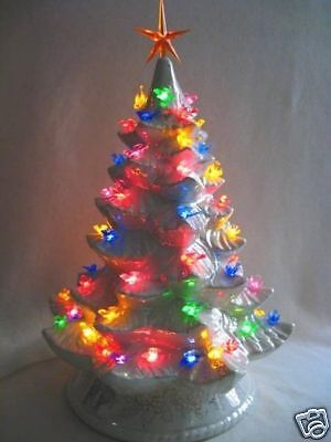 Annies Ceramic Christmas Tree Bulbs