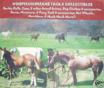 Whisperingdreams Collectibles Tack