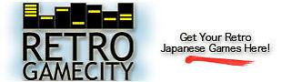 Retro Game City
