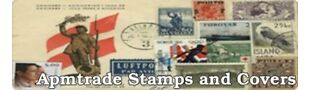 Apmtrade.Stamps and Covers
