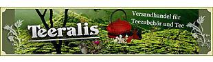 Teeralis Teezubehoer und Teesorten