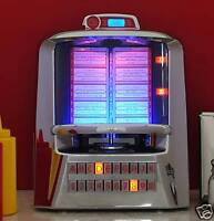 Jukemaster 100 Diner Jukebox
