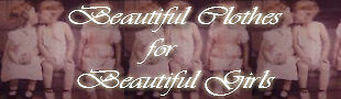 BEAUTIFUL CLOTHES 4 BEAUTIFUL GIRLS