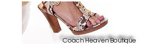 Coach Heaven Boutique