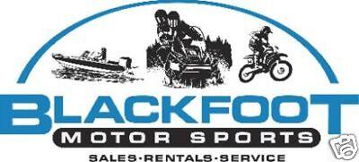 Blackfoot Motor Sports