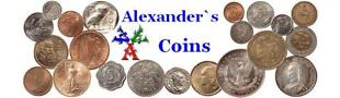 Alexander`s Coins