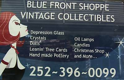 BLUE FRONT SHOPPE COLLECTIBLES