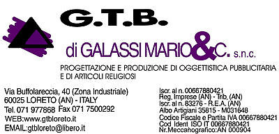 GTB LORETO MADE IN ITALY 2011