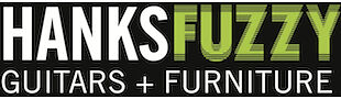Hanks fuzzy guitars plus furniture