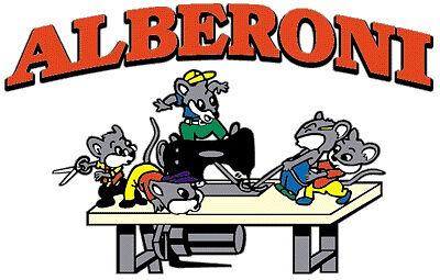 ALBERONI SEWING MACHINE