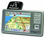 Pharos EZ Road Automotive GPS Receiver