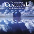 The Most Relaxing Classical Music in the Universe (CD, Apr-2011, 2 Discs, Denon Records)