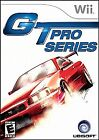 GT Pro Series (with Racing Wheel)  (Wii, 2006) (2006)
