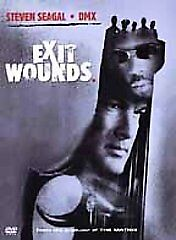 Exit Wounds DVD Movie Steven Seagal and DMX
