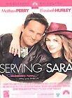 Serving Sara (DVD, 2003, Widescreen - Checkpoint)