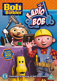 Bob The Builder  Radio Bob DVD 2009 - <span itemprop='availableAtOrFrom'>Milton Keynes, United Kingdom</span> - Bob The Builder  Radio Bob DVD 2009 - Milton Keynes, United Kingdom