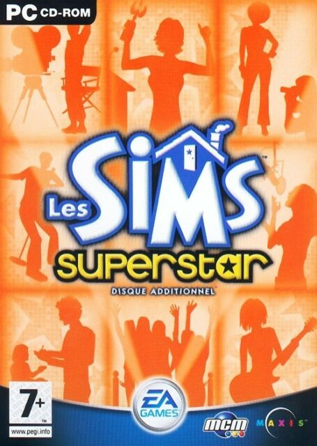 The Sims Superstar (PC: Windows, 2003)EA Games