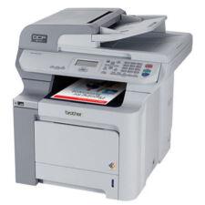 Brother DCP Computer-Laserdrucker mit Farb-Ausgang und 2400x600 dpi max. Auflösung