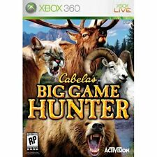 Action/Adventure Hunting Video Games with Manual
