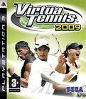 Virtua Tennis 2009 (Sony PlayStation 3, 2009) - European Version