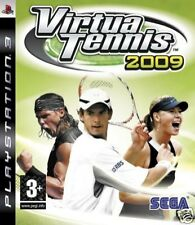 Sony PlayStation 3 Tennis PAL Video Games