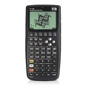HEW50G - HP 50G Graphing Calculator