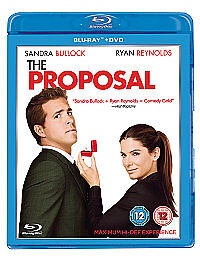 The Proposal Combi Pack Bluray  DVD Good DVD - <span itemprop=availableAtOrFrom>Rossendale, United Kingdom</span> - Your satisfaction is very important to us. Please contact us via the methods available within eBay regarding any problems before leaving negative feedback. Any defects, damages, or mat - Rossendale, United Kingdom