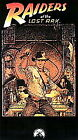 Raiders of the Lost Ark (VHS, 1987)