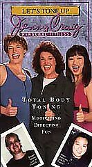 Jenny-Craig-Lets-Tone-Up-VHS-NEW-AND-SEALED