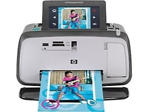 HP Photosmart A646 Digital Photo Inkjet ...