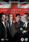 Law And Order U.K. - Series 1 - Complete (DVD, 2010, 4-Disc Set)